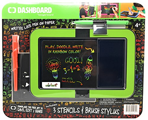 Dashboard by Boogie Board eWriter Featuring Color Burst, Green
