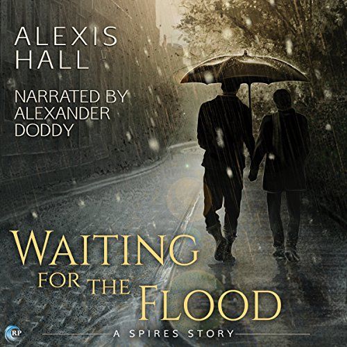 Waiting for the Flood audiobook cover art