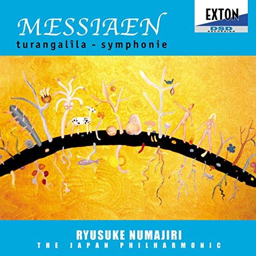 Turangalila - symphonie, 6. Jardin du sommeil d'amour