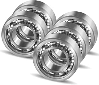 fidget spinner ball bearing size