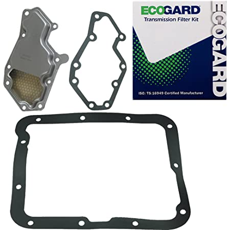 1995 Windstar 1988-1994 Lincoln Continental ECOGARD XT1193 Transmission Filter Kit for 1986-1995 Ford Taurus 1986-1994 Mercury Sable