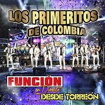 Función en Directo Desde Torreón (Live)