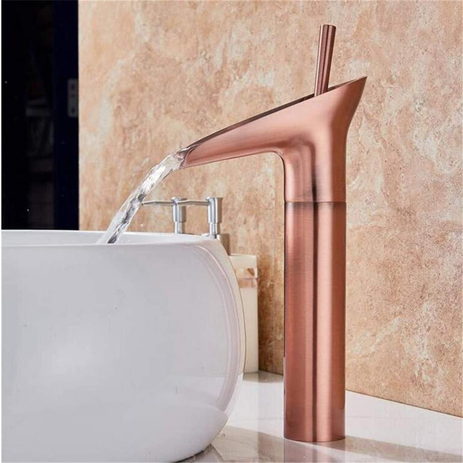 Faucet Modern Plated Kitchen Bathroom Faucet Basin Faucet Bathroom Sink Mixer Tap One Hole