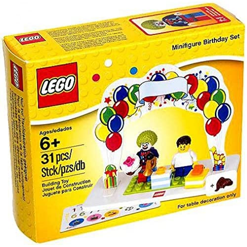 LEGO Set Minifigure Birthday 850791