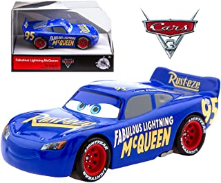 Fabulous Lightning McQueen Chaser Series Disney Cars Diecast 1:43 Scale
