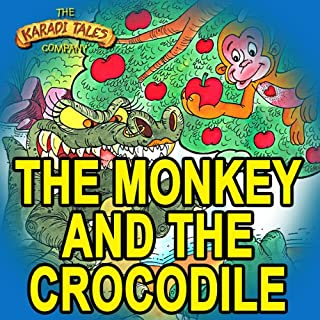 The Monkey and the Crocodile                   By:                                                                                                                                 Ms. Shobha Viswanath                               Narrated by:                                                                                                                                 Mr. Naseeruddin Shah                      Length: 24 mins     1 rating     Overall 5.0