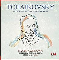 Orchestral Suite No. 3 in G Major Op. 55