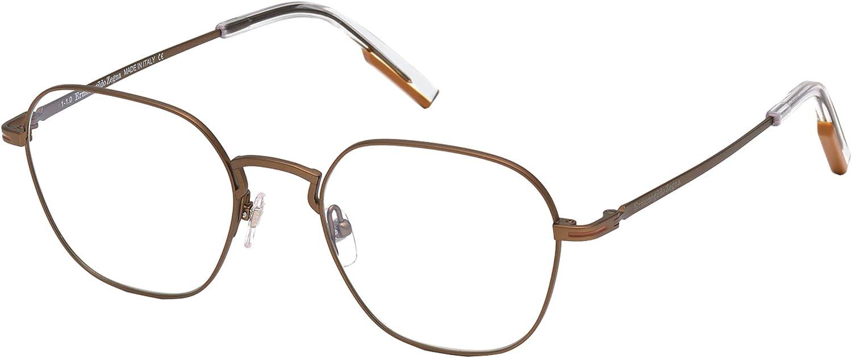 Ermenegildo Zegna Philadelphia Mall EZ5207 Brown 50 145 Frame Eyewear 19 men Recommended