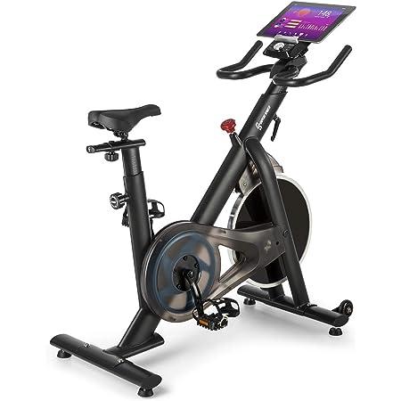 Capital Sports Evo Race - Bicicleta estática, Ordenador de ...