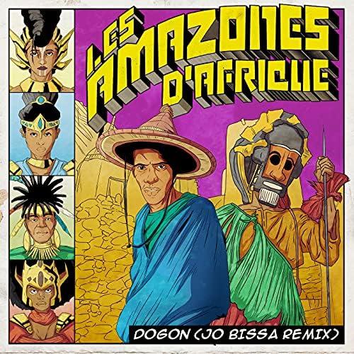 Les Amazones d'Afrique feat. Mamani Keita & JO BISSA