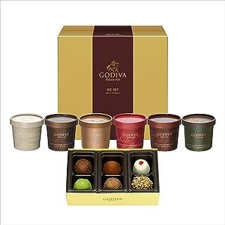 ゴディバ (GODIVA) カップアイス&トリュフ 7個