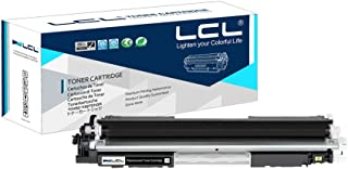 LCL Compatible Toner Cartridge Replacement for HP 130A CF350A MFP M176n M177fw (1-Pack Black)