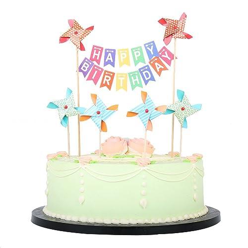 Wondrous Kids Birthday Cake Decorations Amazon Com Personalised Birthday Cards Veneteletsinfo