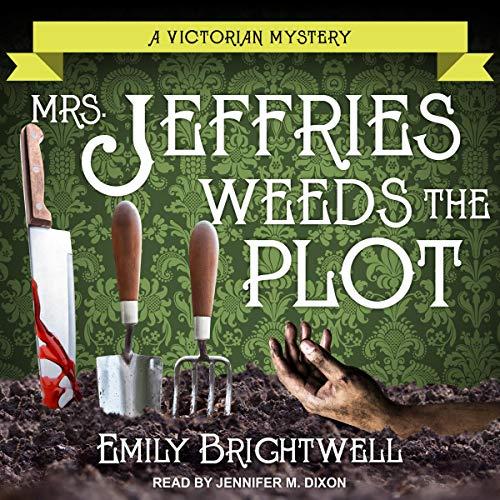 Mrs. Jeffries Weeds the Plot Titelbild