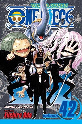 One Piece Volume 42: Pirates vs. CP9