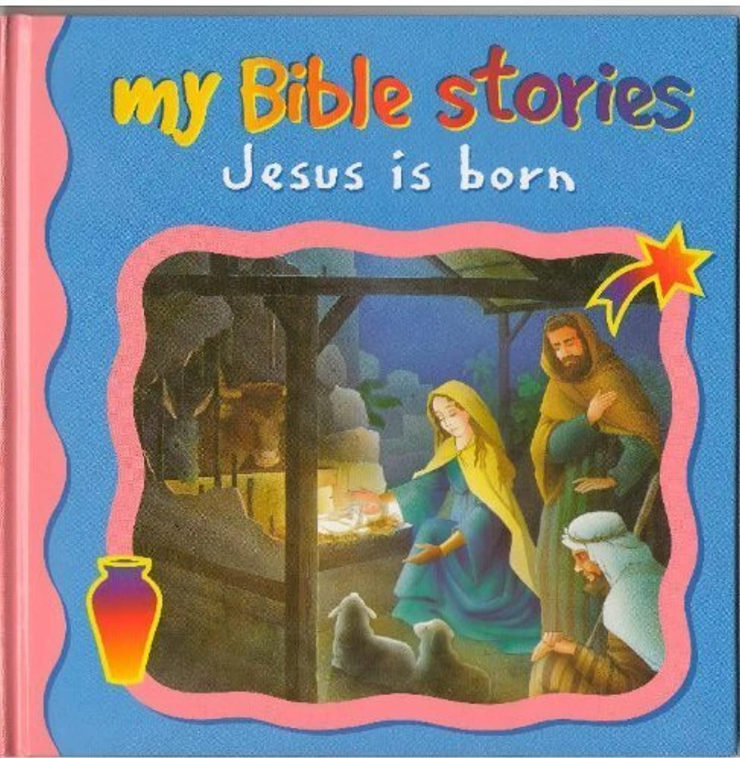 My Bible Stories  Jesus Is Born by My Bible Stories
