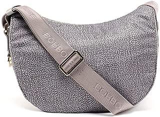 Luxury Fashion | Borbonese Womens 934411296Q80 Beige Shoulder Bag | Fall Winter 19