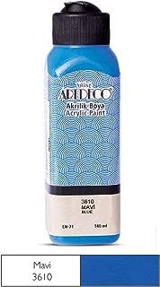 Artdeco Akrilik Boya, 140ml, Mavi 3610