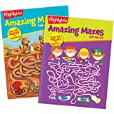 Best Big Books Of Mazes - Highlights Amazing Mazes 2-Book Set for Kids Review