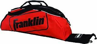 Franklin Sports Youth Baseball Bat Bag - Kids Teeball, Softball, Baseball Equipment Bag - Holds Bat, Helmet, Cleats and More