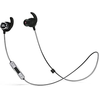 JBL Reflect Mini 2 Cuffie In-Ear Wireless, Auricolari Bluetooth Senza Fili con Microfono per Musica, Chiamate e Sport, Leggere e Resistenti al sudore (IPX5), 10 ore di Autonomia, Nero
