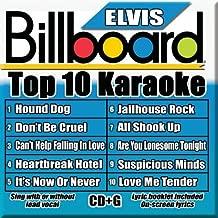 elvis karaoke dvd