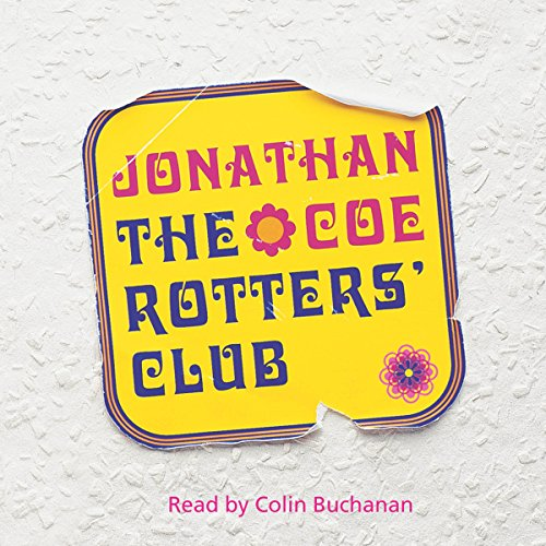 The Rotters' Club audiobook cover art