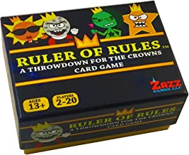 Ruler of Rules Party Card Game