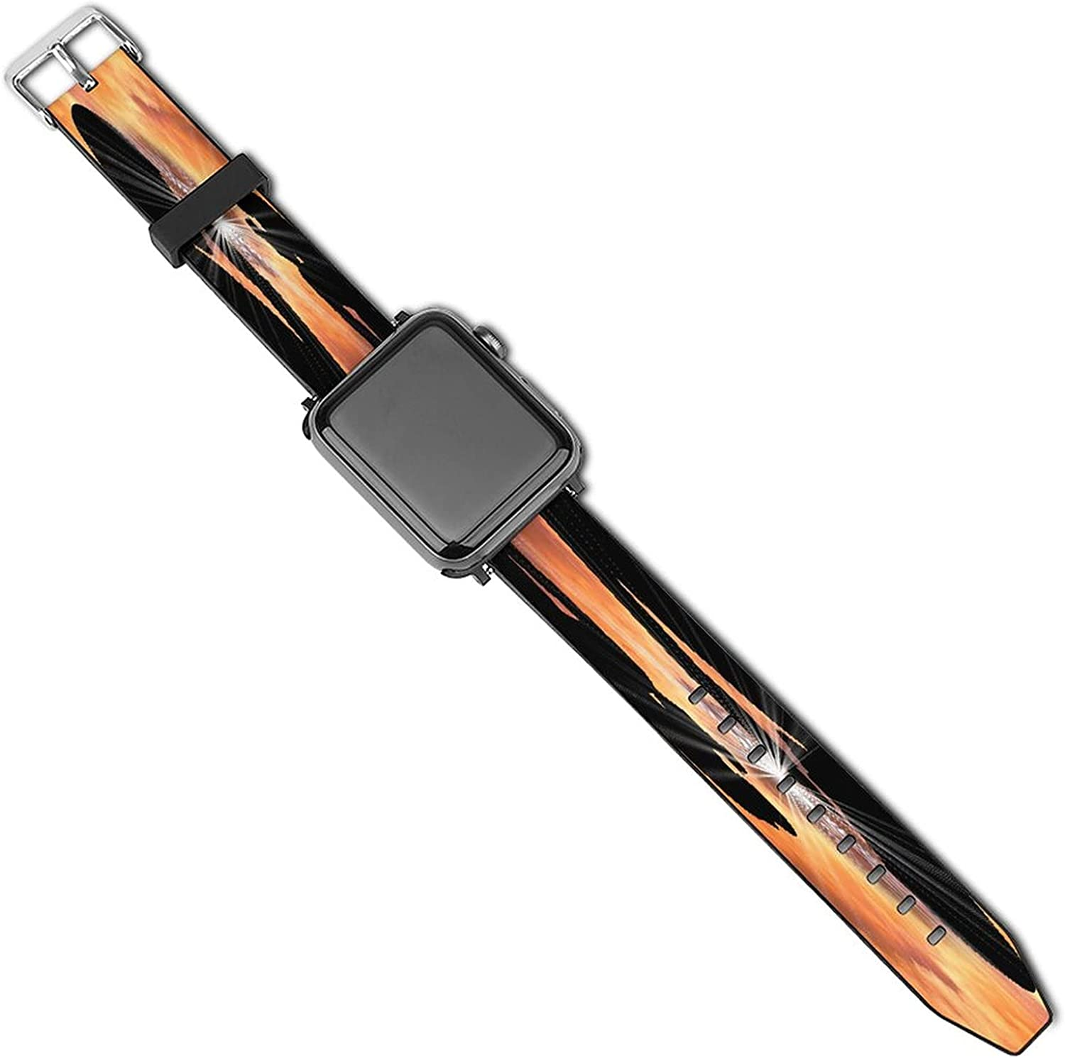 Pray Light Faith Sport Band Compatible Austin Mall Apple Bands Max 59% OFF Watch with Po