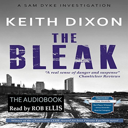 The Bleak audiobook cover art