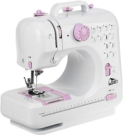 Mini máquina de coser marca Uten