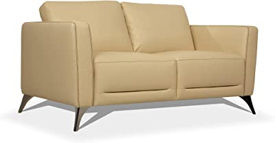 Amazon.com: Lazzaro Marilyn Loveseat, 66 by 39 by 34-Inch ...