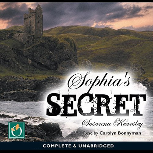 Sophia's Secret audiobook cover art