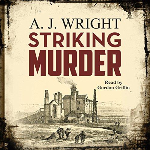 Striking Murder cover art