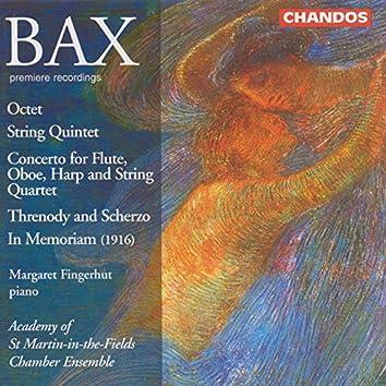 Bax: Octet / String Quintet / Threnody and Scherzo / In Memoriam