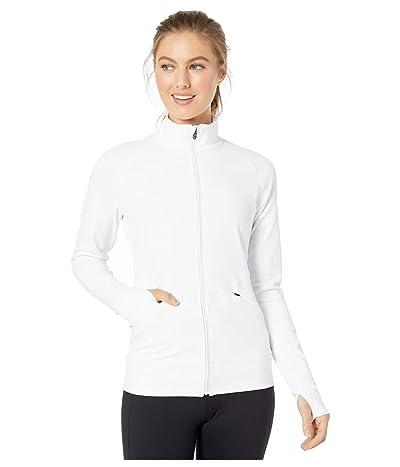 Lole Essential Up Jacket (White) Women