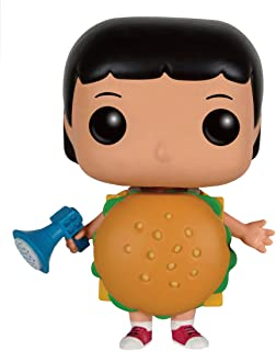 Pop Funko Animation Burger Suit Gene Bob's Burgers Exclusive 105