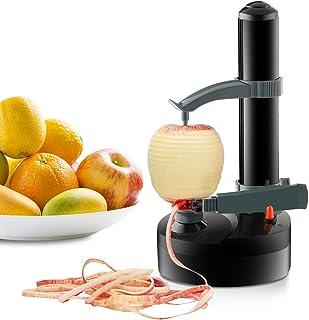 JAIN YA NA Pelador eléctrico de fruta y verdura para fruta y verdura acero inoxidable pelador