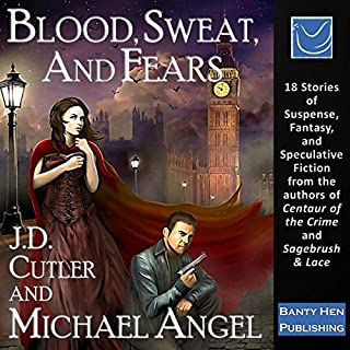Blood, Sweat, and Fears cover art