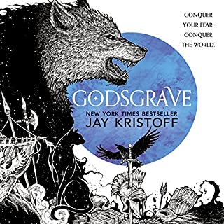 Godsgrave     The Nevernight Chronicle, Book 2              By:                                                                                                                                 Jay Kristoff                               Narrated by:                                                                                                                                 Holter Graham                      Length: 19 hrs and 51 mins     112 ratings     Overall 4.8