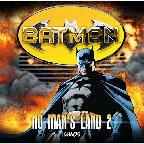 Chaos (Batman: No Man's Land 2) Titelbild