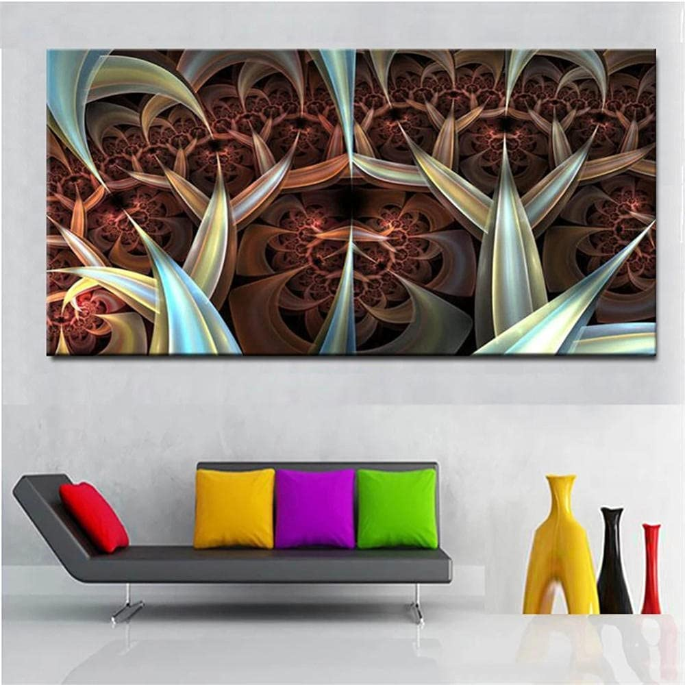 5D Diamond Painting Large Kits for Very popular Safety and trust Abstract Flowe Fantasy Adults