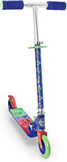 PJ Masks OPJM112 Kid's Two Wheel Inline Foldable Scooter with Adjustable Handle