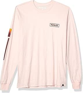 Hurley Men's Premium Arm Long Sleeve Tshirt