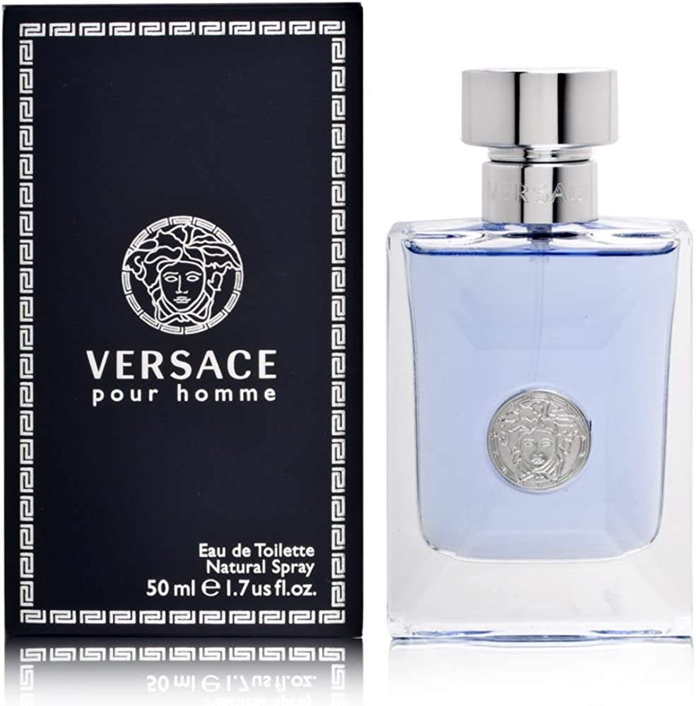 Versace acqua di colonia pour homme edt 50 ml spray 8011003995950