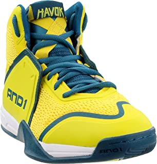 AND 1 Men's Havok-M Basketball Shoe