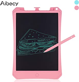 Aibecy 10.5 Inch LCD Writing Tablet Electronic Drawing Board Reusable Digital Handwriting Pad Pressure-Sensitive Technolog...