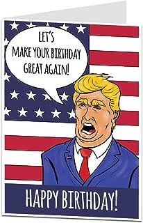 Funny Birthday Card For Men Women