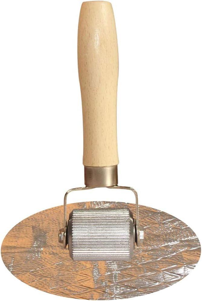 rodillo de presi/ón de mango de madera de 4//12//20 mm Herramienta de prueba manual de ruido de sonido de rodillo amortiguador de sonido de coche 3 PC