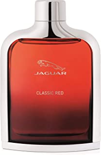 Classic Red by Jaguar - perfume for men - Eau de Toilette, 100ml